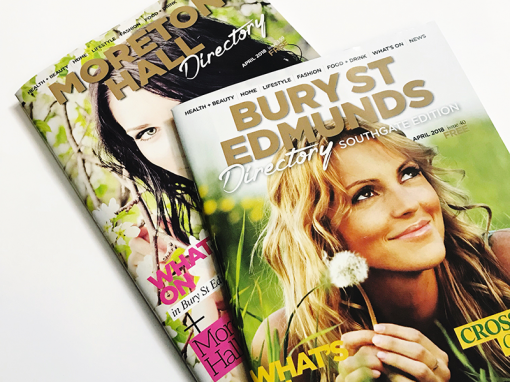 Bury st edmunds directories – April issues